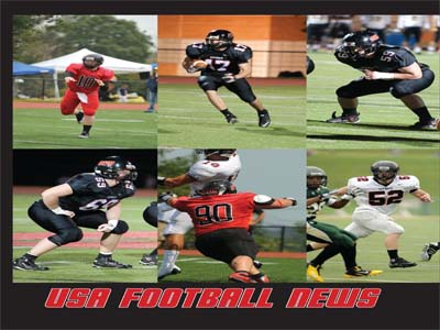 Six Cardinals honored by USA Football News