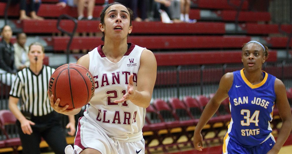 Broncos Host Saint Mary's, Pacific in Big Week of WCC Action