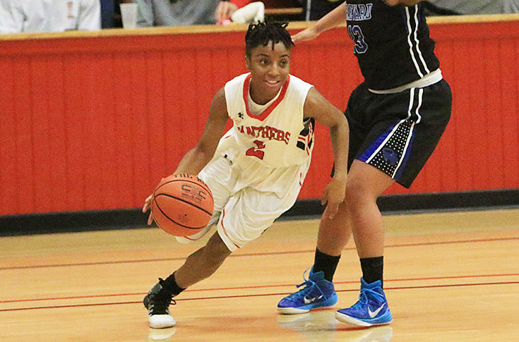 Women's Basketball: Panthers roll past Covenant 79-56 to reach USA South quarterfinals
