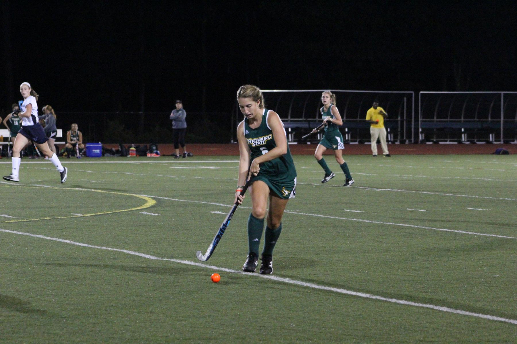 Fitchburg State Downs WPI, 2-1