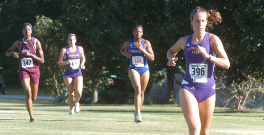 Palmer's seventh place finish leads Tech in TTU Invitational