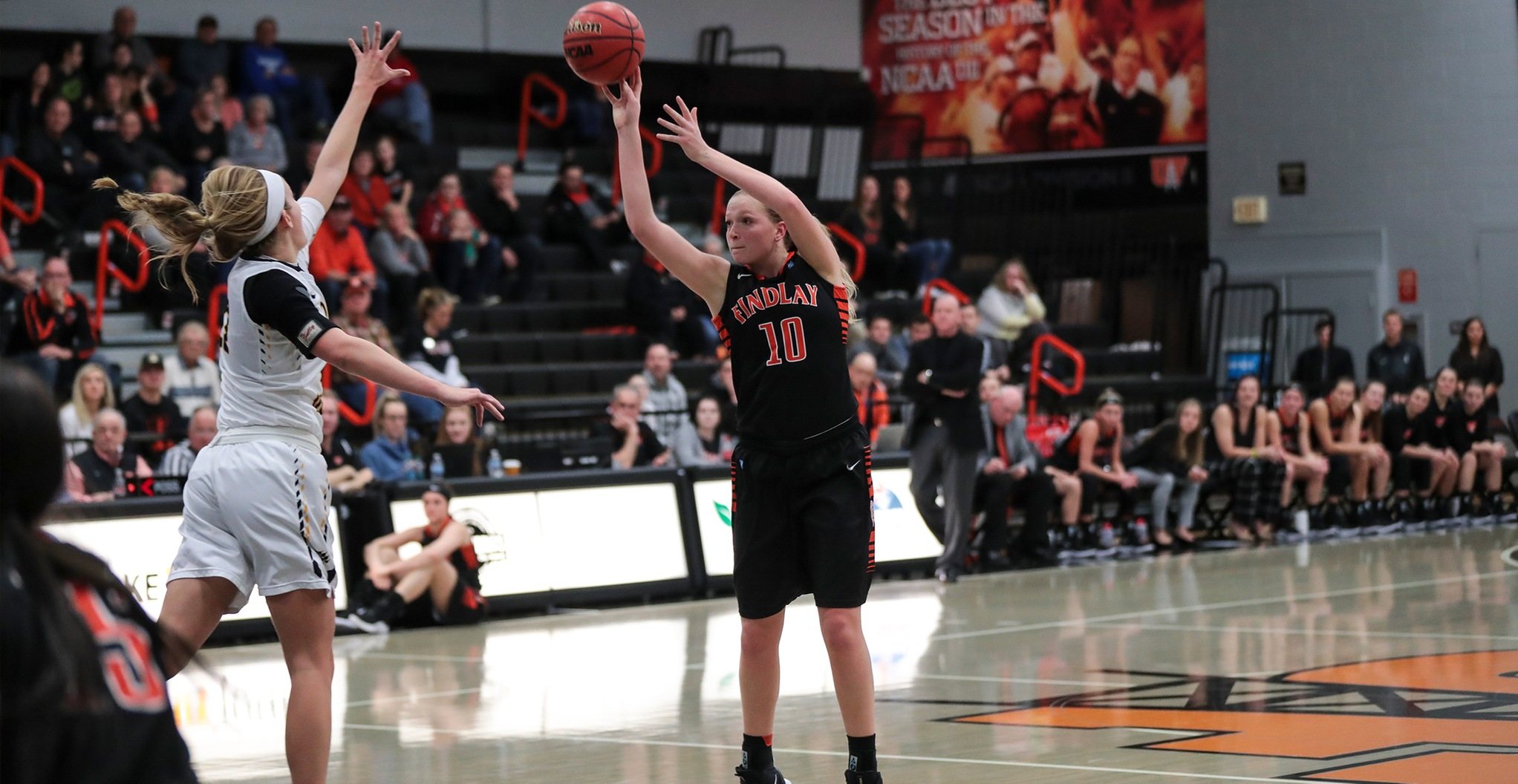 Findlay Drops Close Contest with Ohio Dominican