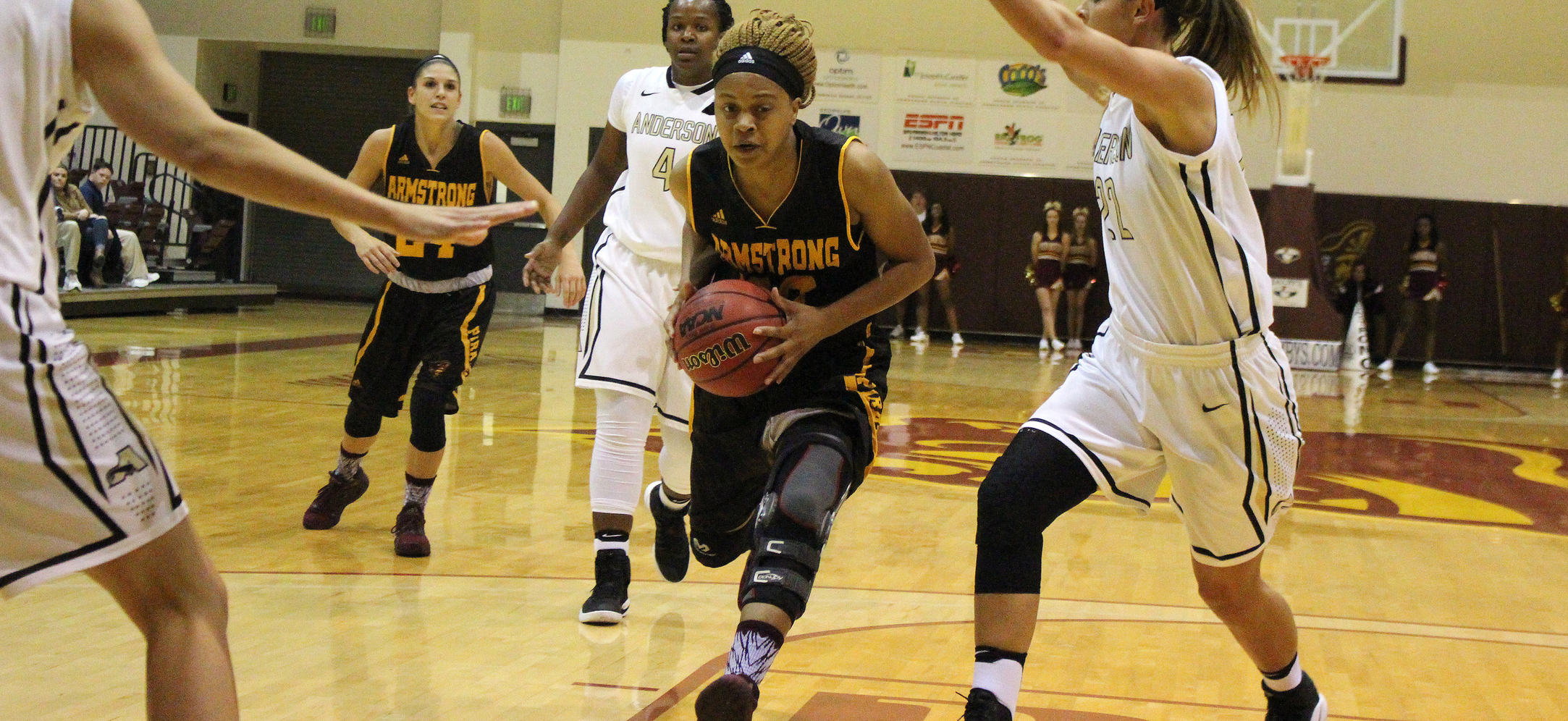 Lander's Hot Shooting Downs Armstrong State Women's Basketball, 86-62