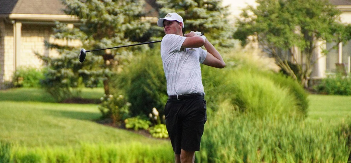 Men's Golf Plays for the Ohio Cup on Saturday