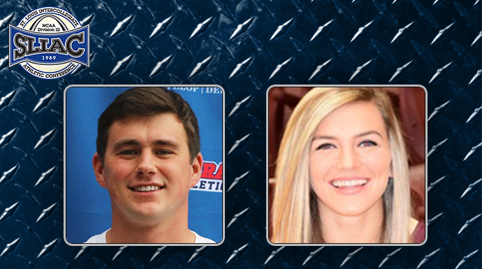 SLIAC Players of the Week - January 2