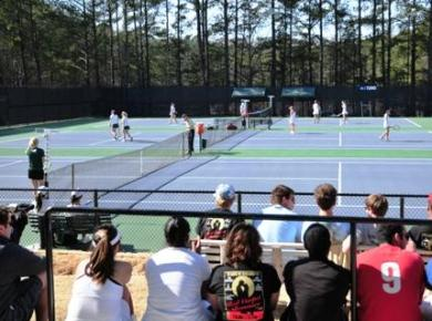 Friday's Tennis Matches Postponed