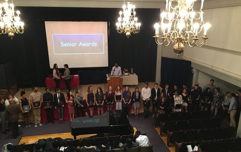 Nyack College Hosted Annual Athletic Awards Banquet