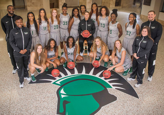 Women's Basketball Opens 2017-18 Season Friday at East Carolina
