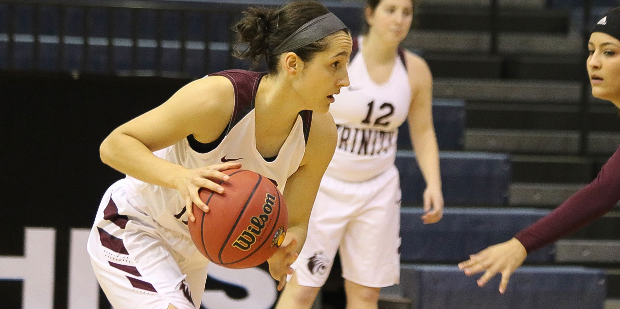 Trinity Advances to Fifth Straight SCAC Women's Title Game