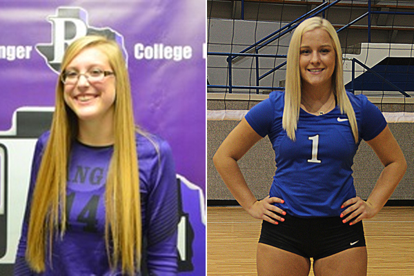 NTJCAC Volleyball Players of the Week (Sept. 3-9)
