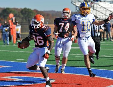 No. 20 Carson-Newman looks to rebound against Mars Hill