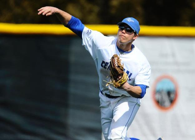 Baseball Falls to Northeastern