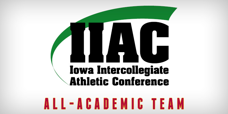 19 named to spring All-Academic team
