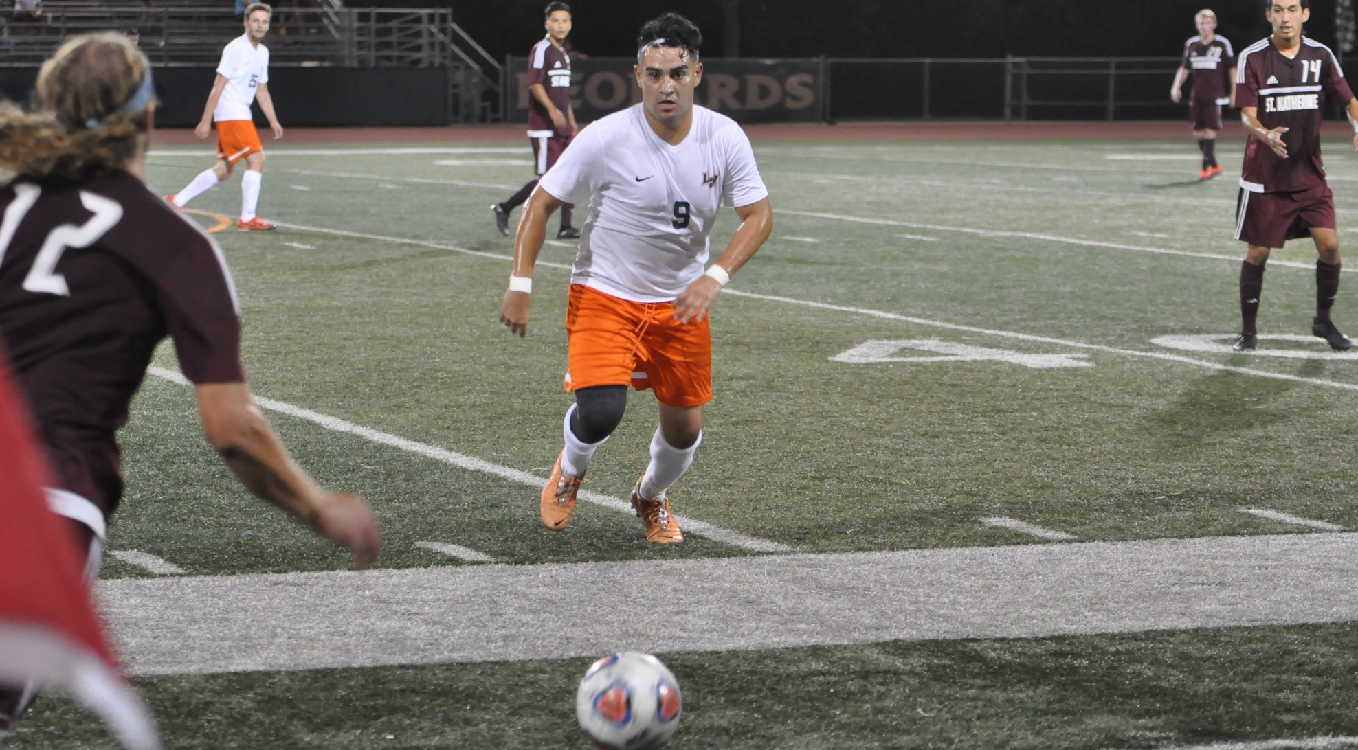 Men's Soccer rolls past St. Katherine in season opener