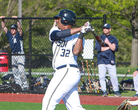 Adams helps Gallaudet walk-off winners in NEAC doubleheader with Penn St.-Abington