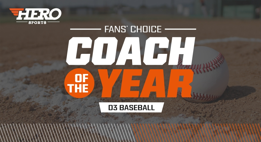 Baseball: Vote for David Kelton as Hero Sports Coach of the Year
