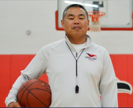 Jim Russell and the Central Lakes Raiders were selected No. 1 in the 2019-20 MCAC North coaches poll