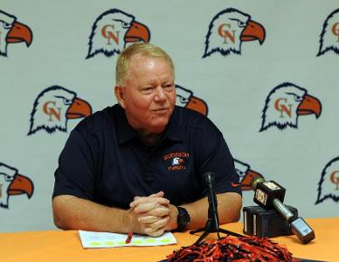 Carson-Newman Football Media Day Video Central