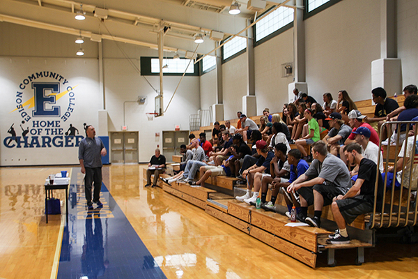 Student-Athletes Prepare for the Year Ahead