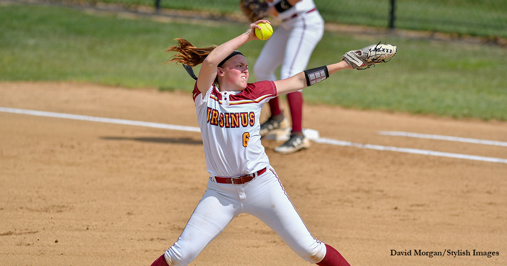 McTamney's Gem Helps Softball Split With Moravian
