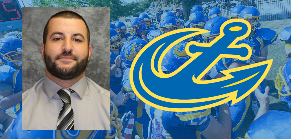 Brent Kasabian Named Defensive Coordinator and Strength and Conditioning Coach