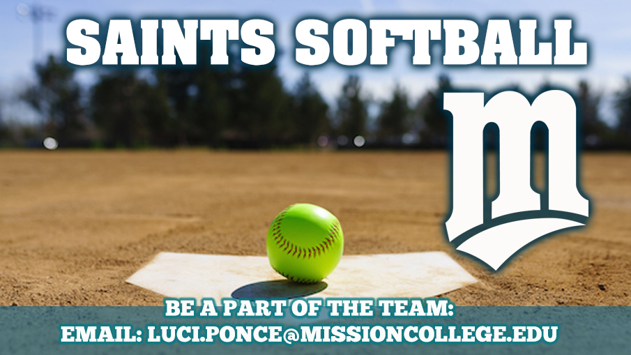 Join Mission College Softball for Spring 2018.