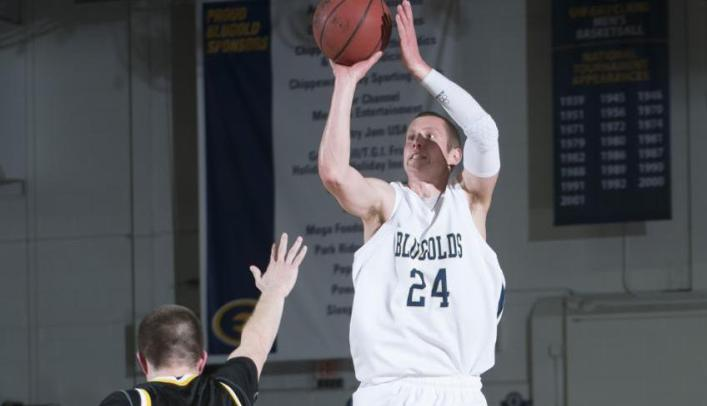 Men's Basketball Wins Final Game Before Holiday Break