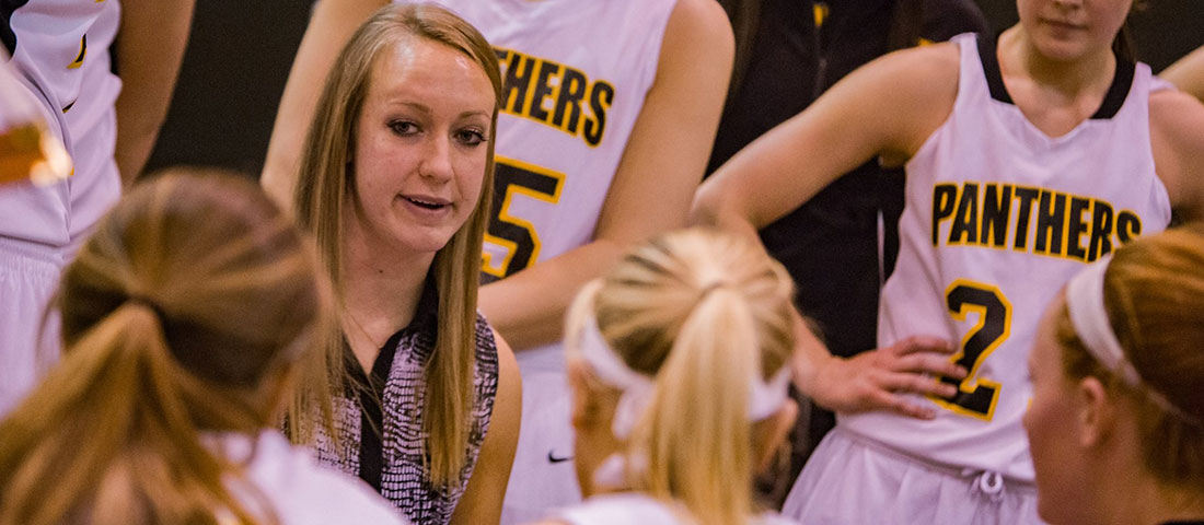 Women's Basketball Projected Third In GLIAC South Division