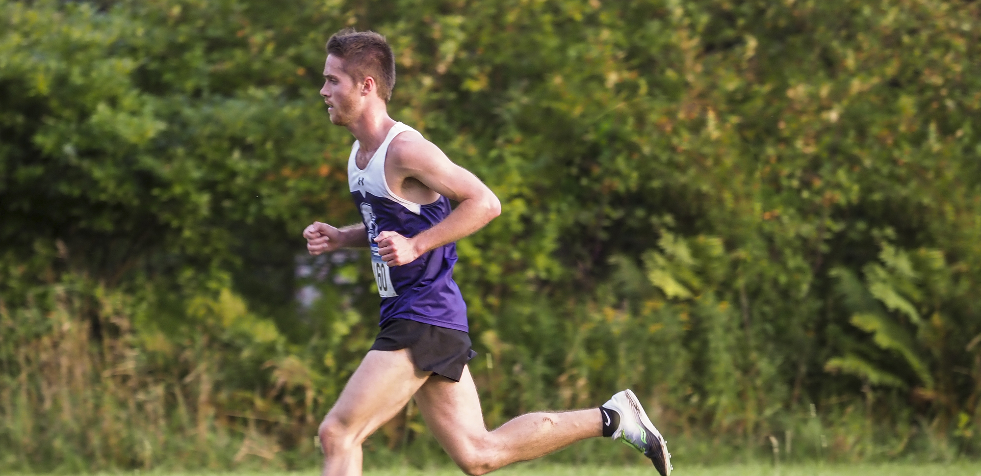 Senior Zach Gutekunst was the top finisher for the Royals in 41st place at Saturday's NCAA Division III Mideast Regional.