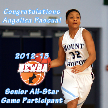 Pascual Selected to Play in NEWBA Senior All-Star Classic