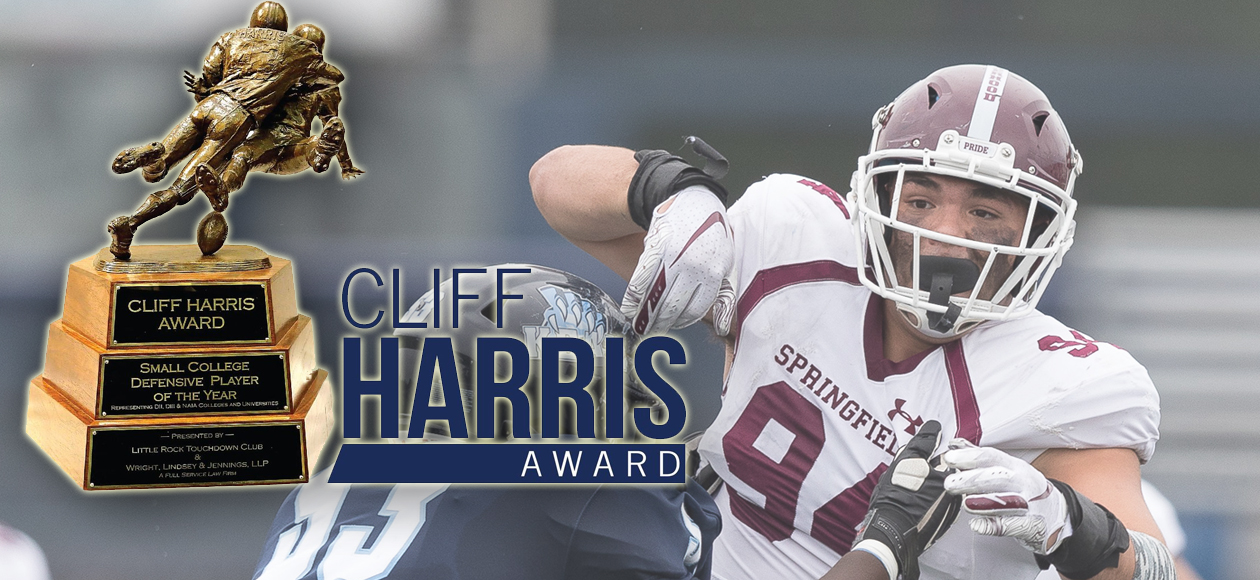 Giorgio Receives Most Votes Among Division III National Finalists For Cliff Harris Award