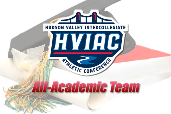 Twenty Student-Athletes Receive HVIAC Winter/Spring All-Academic Honors