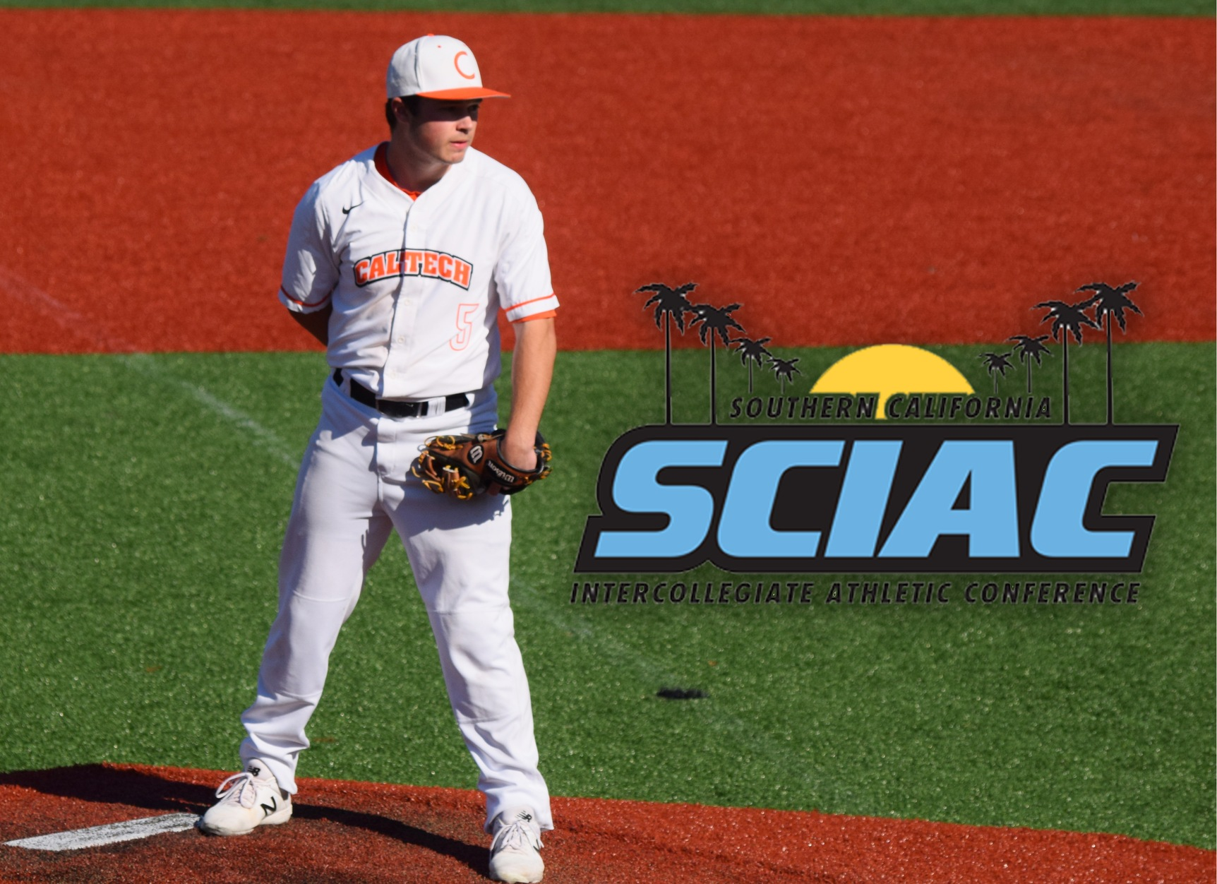 Ruscansky Baseball's First SCIAC Athlete of the Week in Nearly Two Years