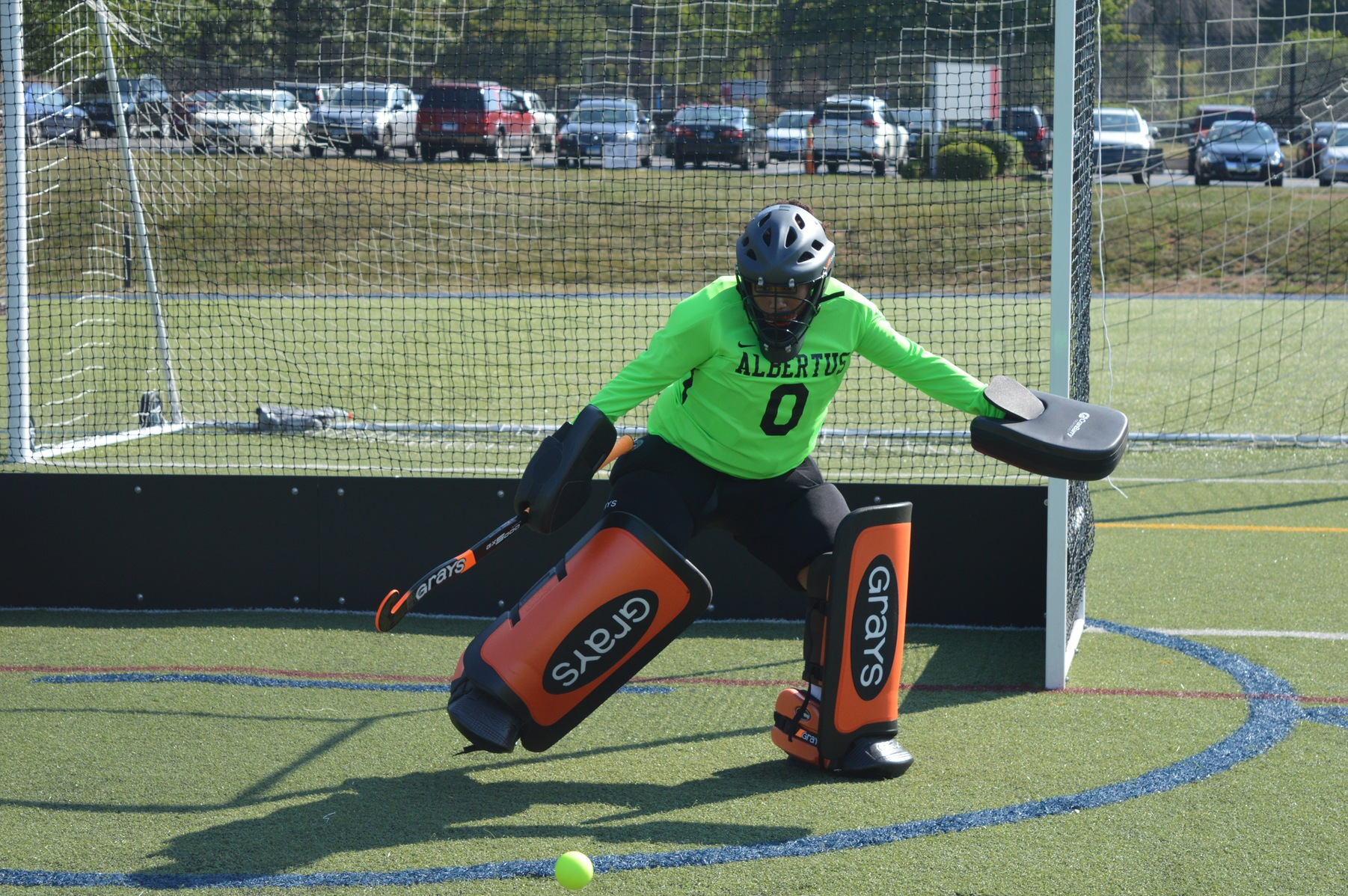 Field Hockey Falls to Stevens in Program Opener