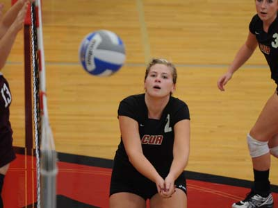 Two wins for CUA on day one of Messiah Tournament