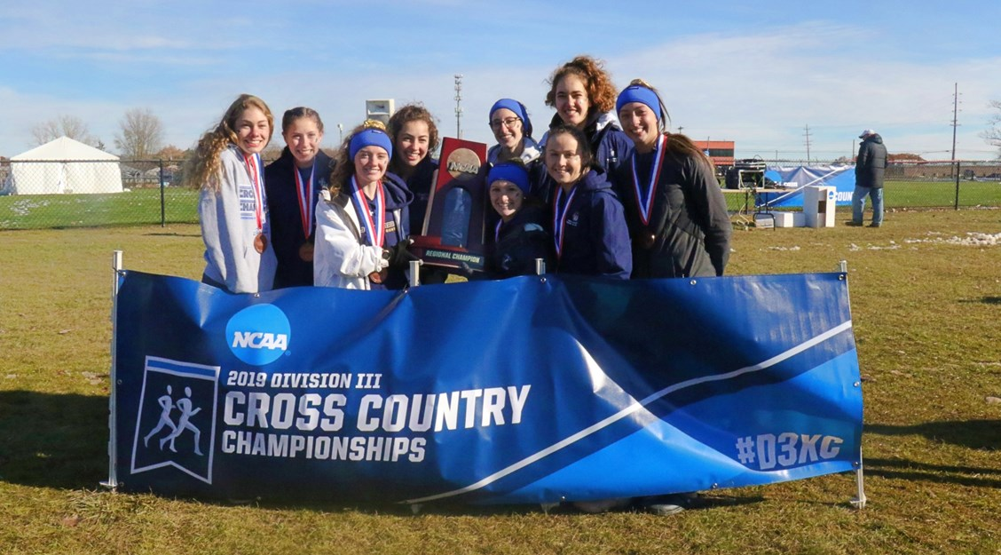 John Carroll Women's Cross Country Captures NCAA Great Lakes Regional Title