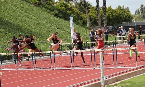 Riverside Takes First Place in Women's Track & Field