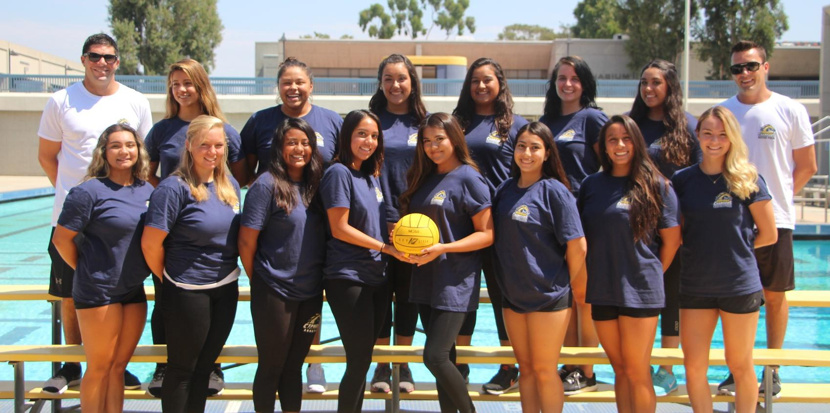Women's Water Polo Gives Hornets All They Can Handle