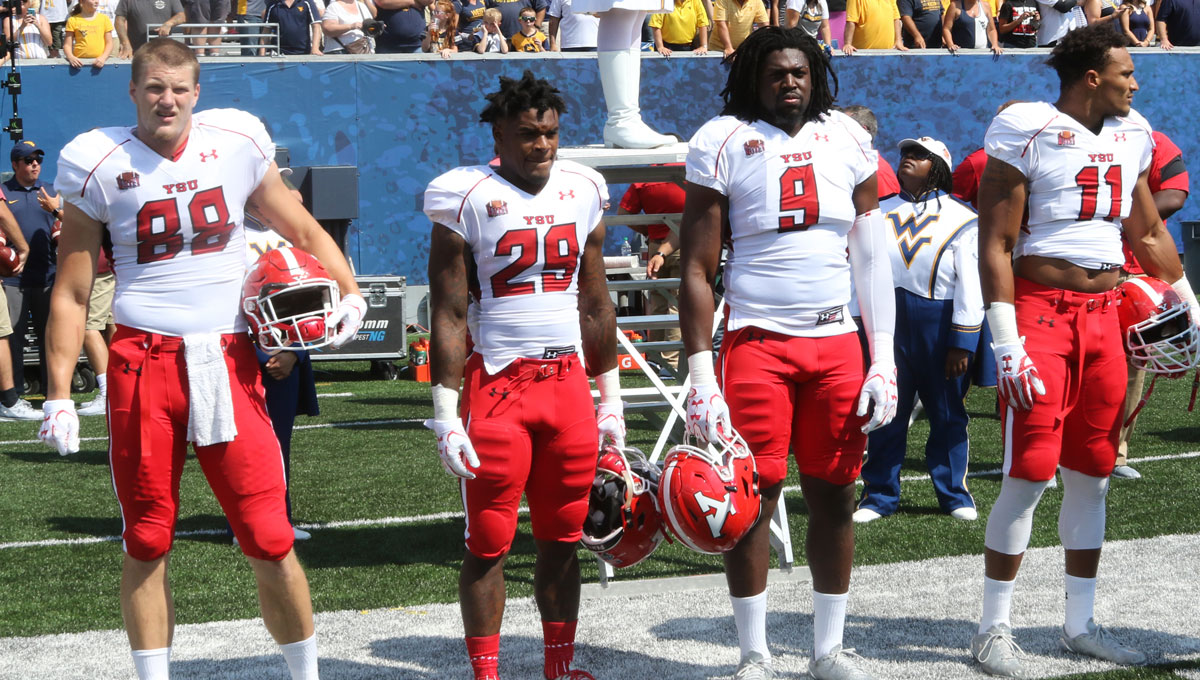 Second-Round FCS Playoffs Tickets For YSU at Jacksonville State on Sale