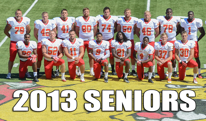 "Ferris State Football ""Senior Day"" This Saturday As 'Dawgs Host NMU"