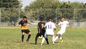 Taft College Men's Soccer Ranked #1 in the State