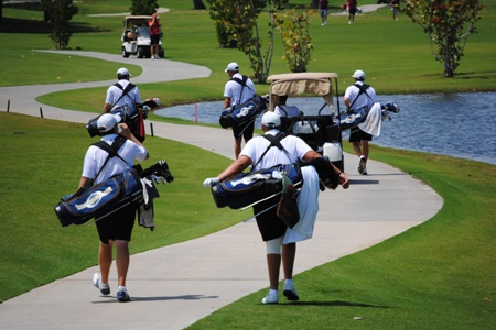 Men's golf team tryout date set