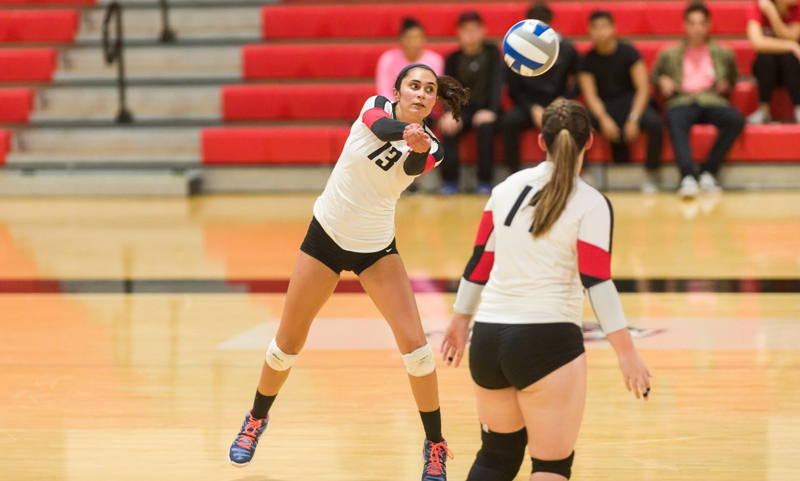 Ramos Lifts Cougars to Victory Over Emerson, 3-0