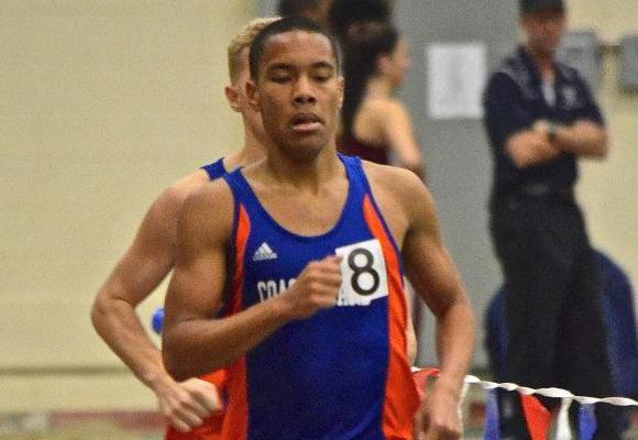 Men's Indoor Track Recap from Tufts Cupid Challenge