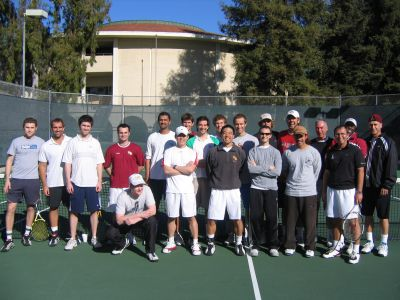 Alums Give Stags All They Can Handle at Ducey Cup