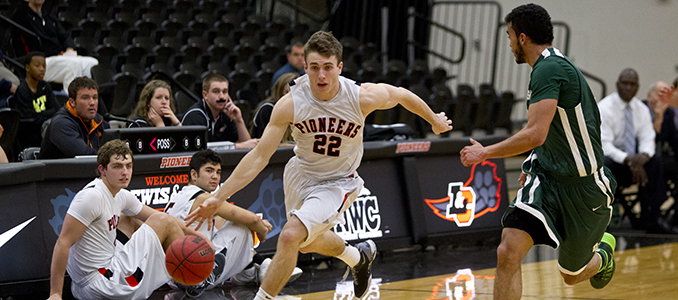 Freeberg Nets 17 Points in Loss to George Fox