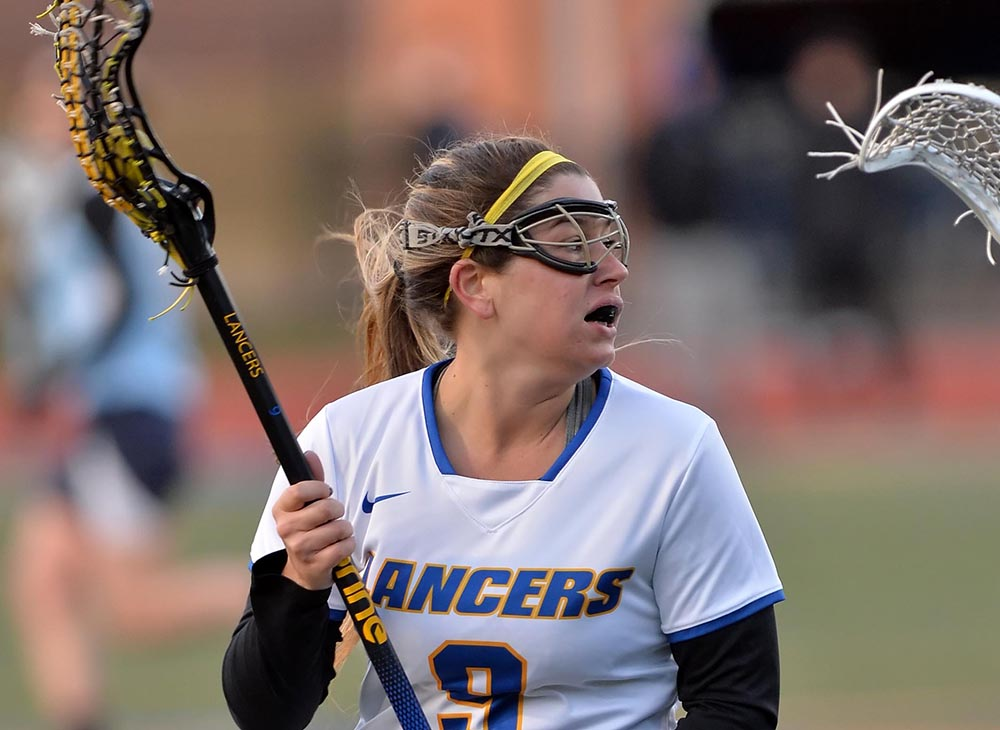 Women's Lacrosse Earns First Win of Season at Castleton, 12-10