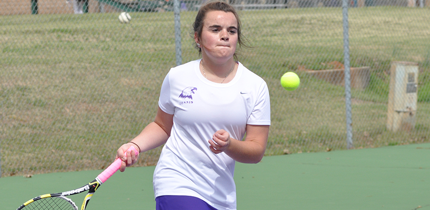 Women's Tennis Team Nets Victory Over Centenary College
