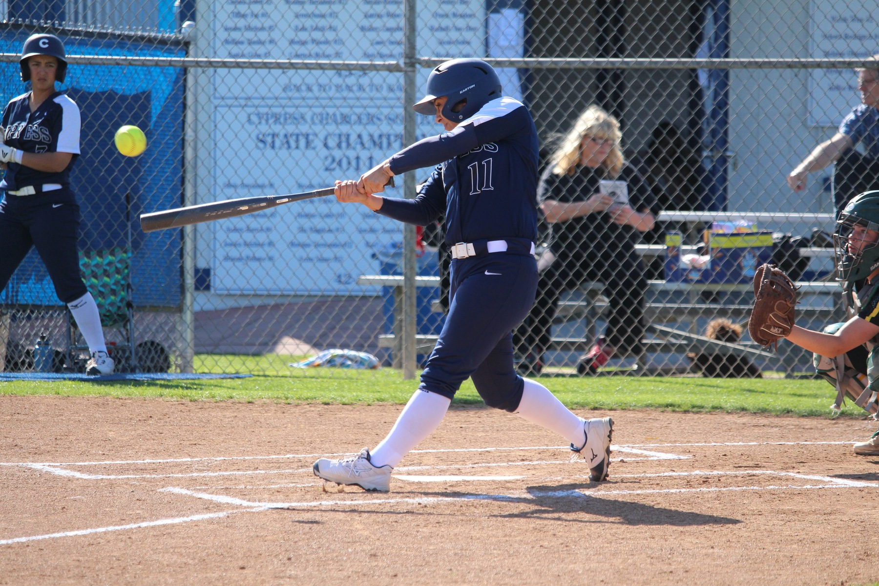 No. 2 Chargers Cruise Past Rustlers, 11-3