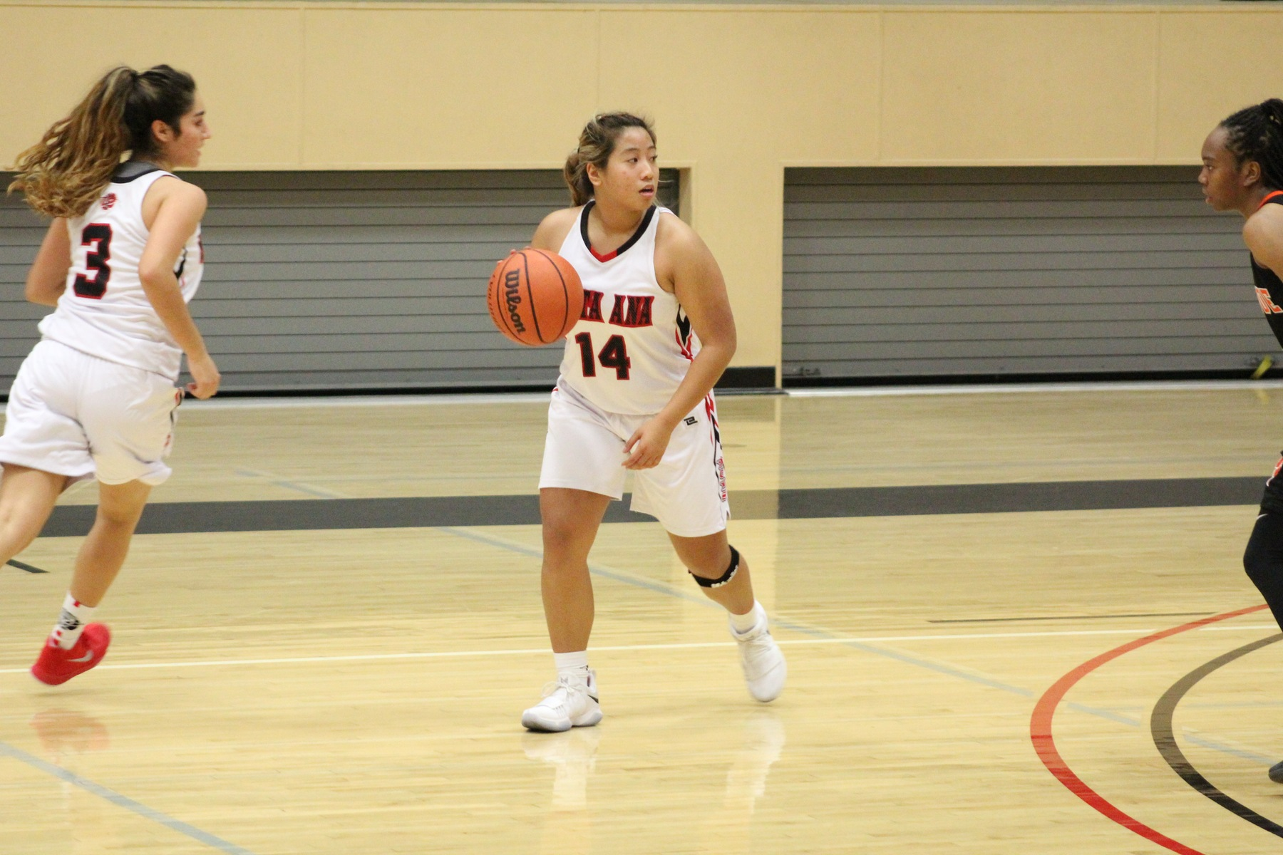 Lady Dons Fall Short of Upset Against RCC